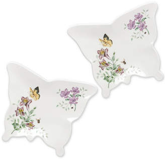 Lenox Butterfly Meadow Melamine Plate Set