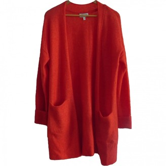And other stories & & Stories Orange Wool Jacket for Women
