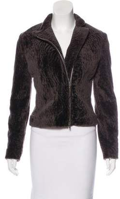 Eleventy Shearling Casual Jacket w/ Tags