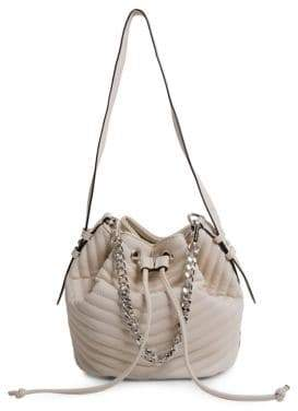 Steve Madden Marge Quilted Bucket Bag