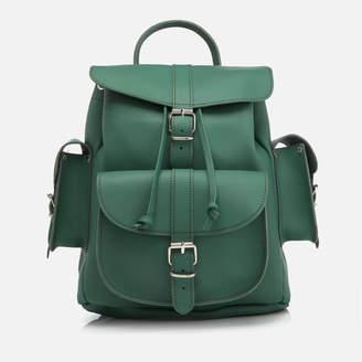 Grafea Women's Medium Leather Rucksack