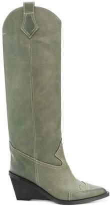 MM6 MAISON MARGIELA Birch boots