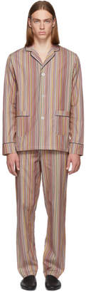 Paul Smith Multicolor Multistripe Pyjama Set