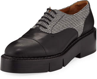 Robert Clergerie Charlit Platform Oxfords