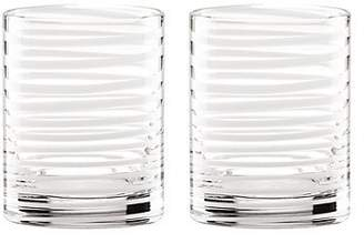 Kate Spade Charlotte Street Double Old Fashioned Set, Clear