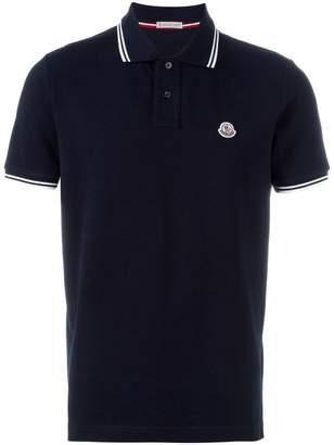 Moncler classic polo shirt
