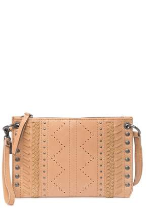 Lucky Brand Tivy Leather Small Crossbody