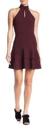 Parker Luana Tiered Ruffle Hem Dress