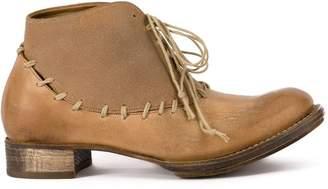 Cherevichkiotvichki lace up boots