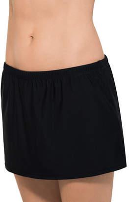 Christina BLUE Skirted Bottom With Panty