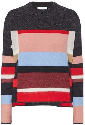 HUGO BOSS Striped Knited Sweater