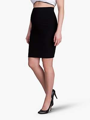 bd1d80494 Séraphine Cathy Bodycon Maternity Pencil Skirt, Black