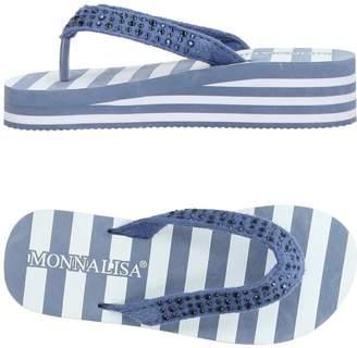 MonnaLisa BEACH Toe strap sandals - Item 11424147MP