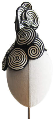 Heather Huey Vertigo Cocktail Hat