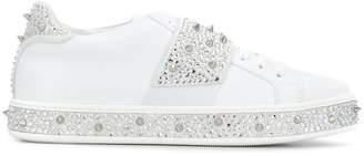Philipp Plein Full Of Crystal sneakers