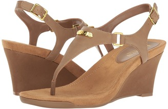 LAUREN Ralph Lauren - Nikki Women's Wedge Shoes $49 thestylecure.com