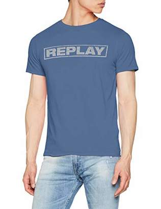 Replay Men's M3763 .000.22662g T-Shirt Not Applicable