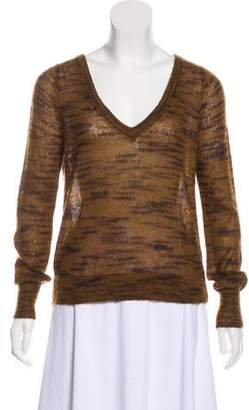 Leroy & Perry Mohair-Blend Sweater