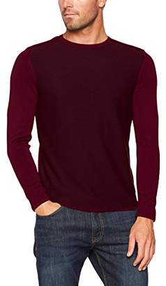 b0d78aae78c2 ... Marc O Polo Men s 727519560386 Jumper, (Blue Dust 886), ...