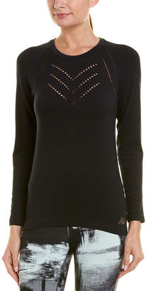 New Balance Studio Seamless Top