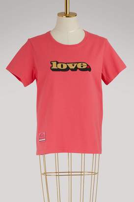 "Marc Jacobs Short-sleeved ""Love"" T-shirt"