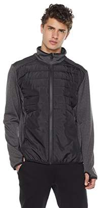 Goodsport Men's Go-Warm Mock-Neck Running Jacket L