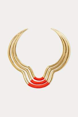 Aurelie Bidermann Alcazar necklace