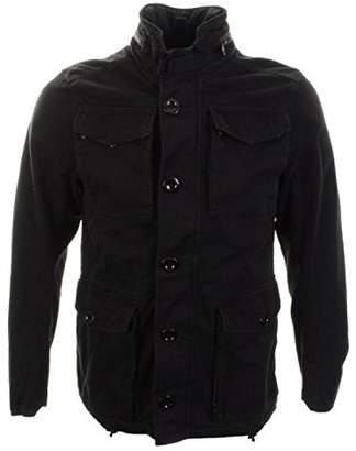G Star Men's Mfd Cotton Field Jacket in Kingston Brushed
