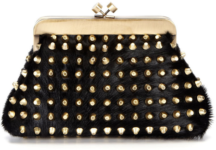 House Of Harlow Tilly Clutch
