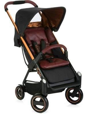 I'coo Acrobat Stroller (Copper Black)