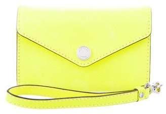 MICHAEL Michael Kors Leather Wristlet Wallet
