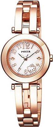 Wicca (ウィッカ) - [シチズン]CITIZEN 腕時計 wicca ウィッカ ソーラーテック コラボレーションモデル KH9-027-13 レディース