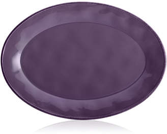 Rachael Ray Cucina Lavender Purple Oval Platter