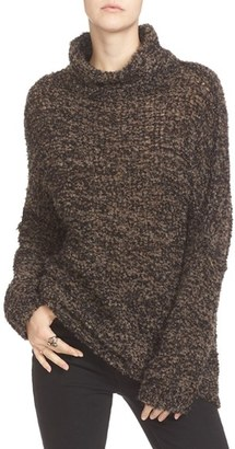 Women's Free People 'She's All That' Knit Turtleneck Sweater $128 thestylecure.com