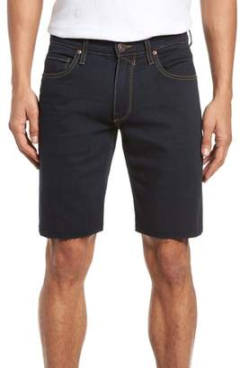 Paige Transcend - Federal Slim Straight Leg Denim Shorts
