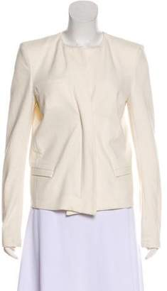 Isabel Marant Long Sleeve Zip-Up Blazer
