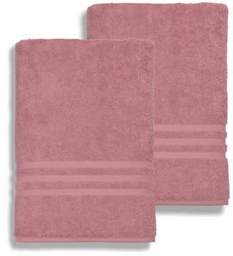 Linum Home Denzi 2-Pc. Bath Sheet Set Bedding
