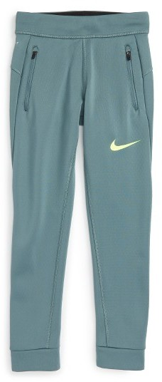 Boy's Nike Therma-Fit Tapered Pants
