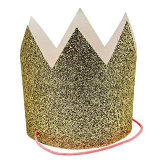 Meri Meri Mini Glitter Crown