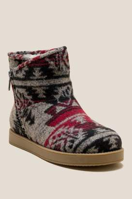 Indigo Rd Ashley Sherpa Slipper Boot - Gray