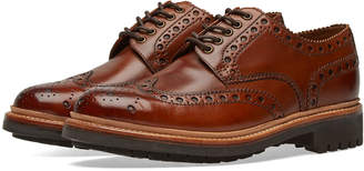 Grenson Archie Commando Sole Brogue