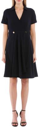DKNY Navy Dress