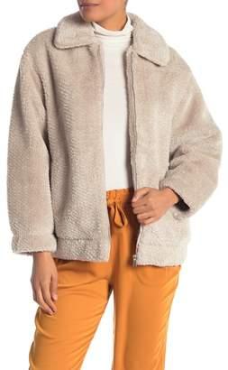 Vero Moda Classic Faux Fur Jacket
