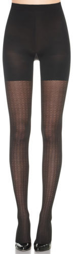 Spanx Assets by Assets By Spanx, Women's Shapewear, Patterned Tights Wish Bone 2049