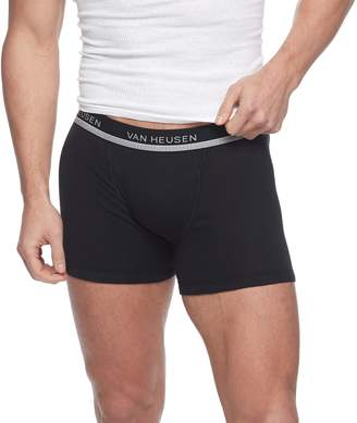 Van Heusen Men's 3-pack Cotton Boxer Briefs