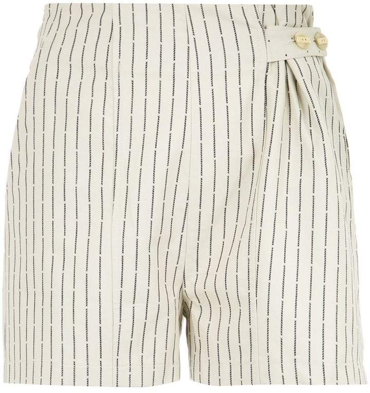 Lilly Sarti striped shorts