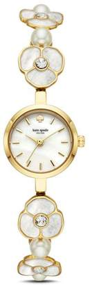 Kate Spade Metro Daisy Chain Watch, 21mm