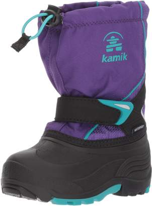 Kamik Girl's Sleet Boot, /Teal