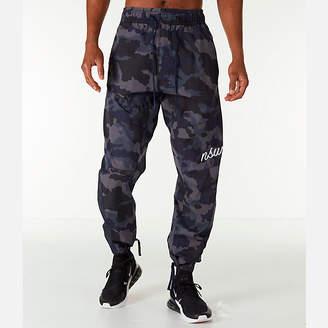 Nike Men's Sportswear Camo Jogger Pants
