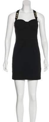 Pierre Balmain Sleeveless Mini Dress w/ Tags